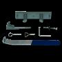 Blokady rozrządu AUDI 2.0 FSI / TFSI z łańcuchem w głowicy