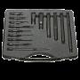 Zestaw najczęściej używanych adapterów pomiarowych do silników Diesel